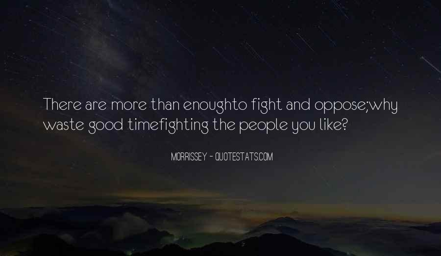 Are You Good Enough Quotes #11838