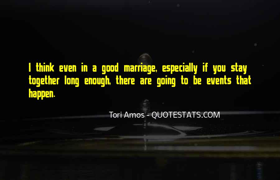 Are You Good Enough Quotes #897365