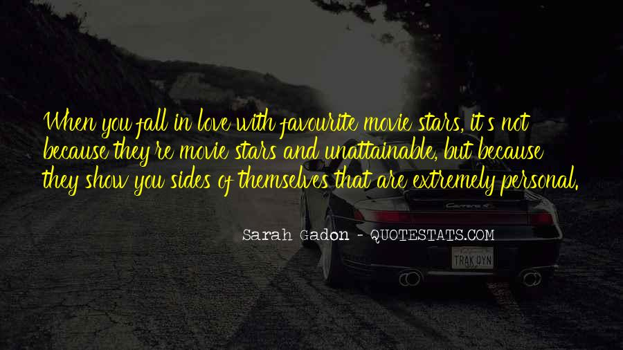 Are You In Love Quotes #19562