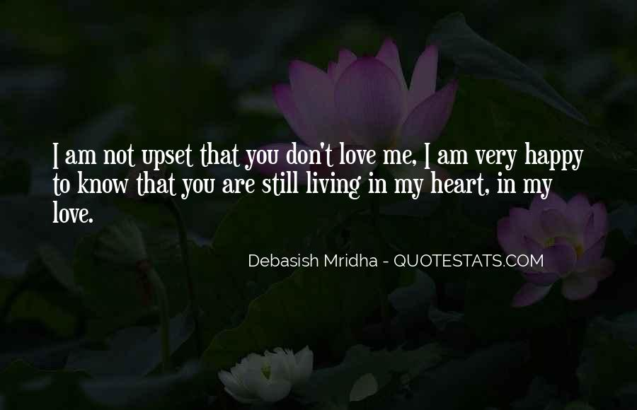 Are You In Love Quotes #46805