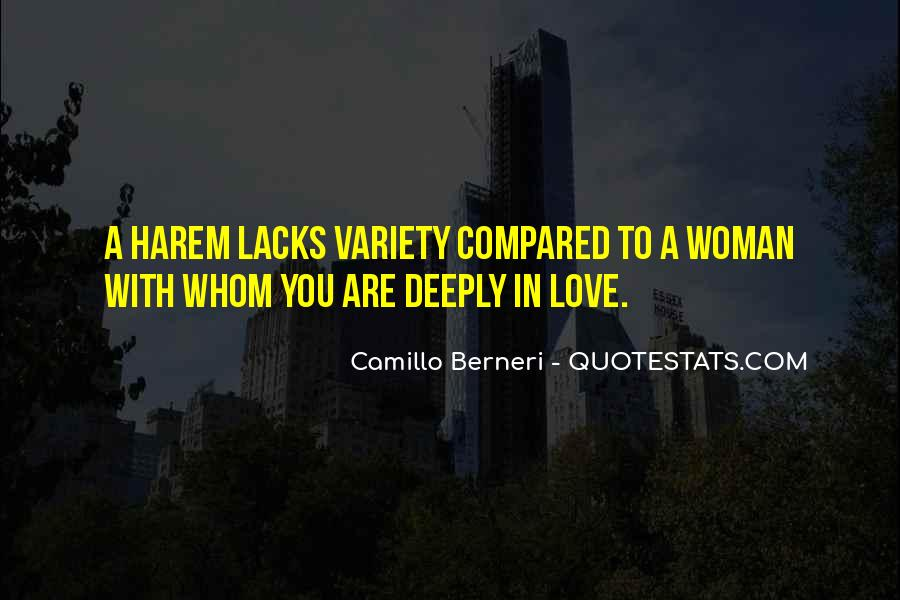 Are You In Love Quotes #50828