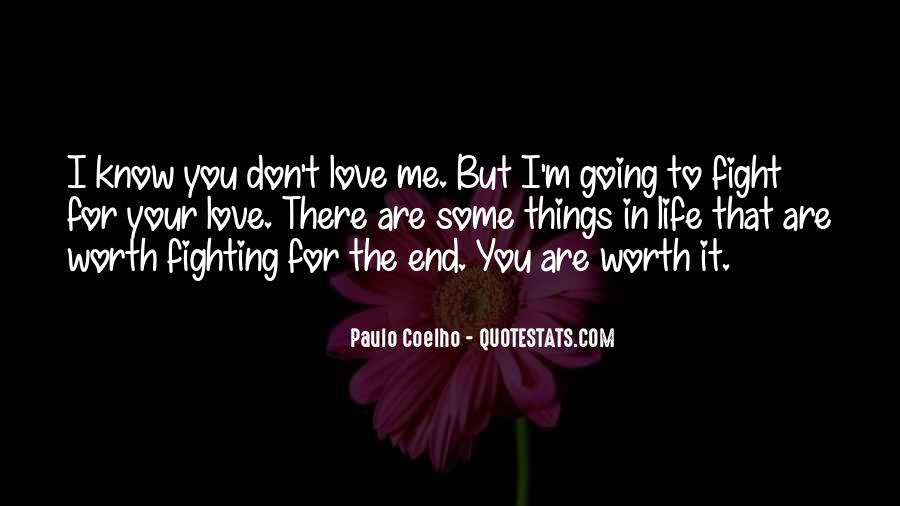 Are You In Love Quotes #51737