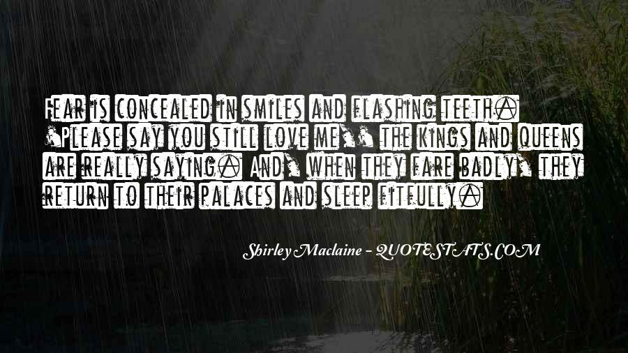 Are You Love Quotes #10458