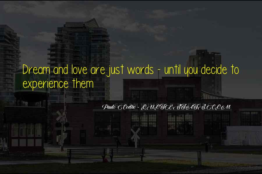 Are You Love Quotes #19309