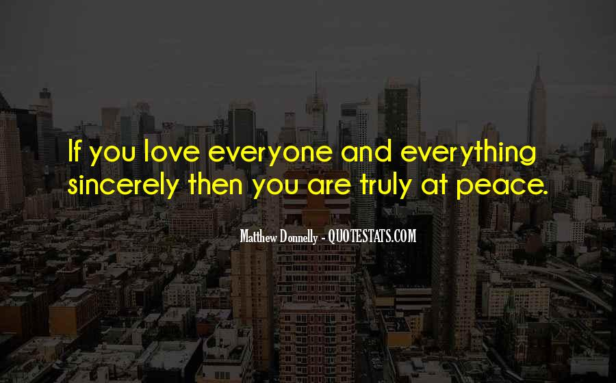 Are You Love Quotes #3943