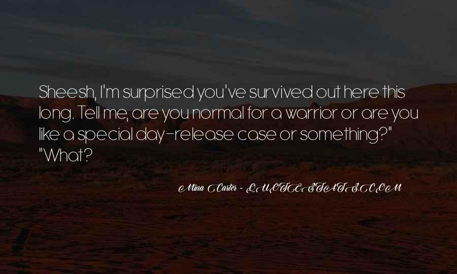 Are You Okay Day Quotes #1007