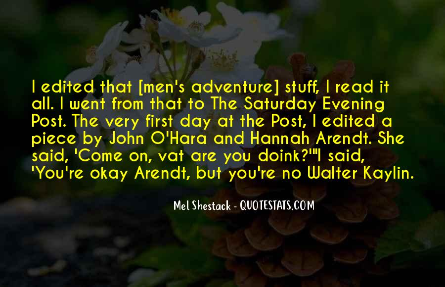 Are You Okay Day Quotes #633426