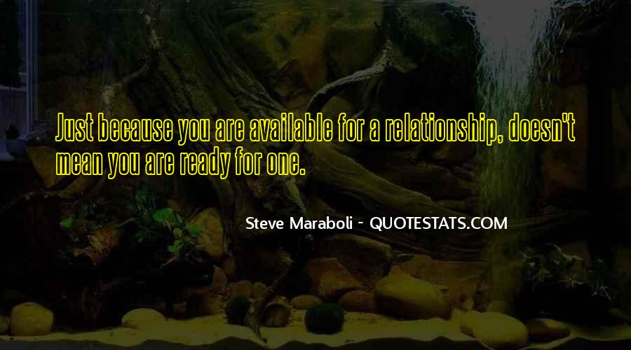 Are You Ready For Love Quotes #1008112