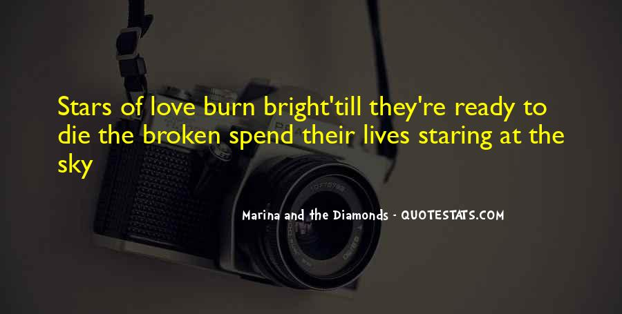 Are You Ready For Love Quotes #118378