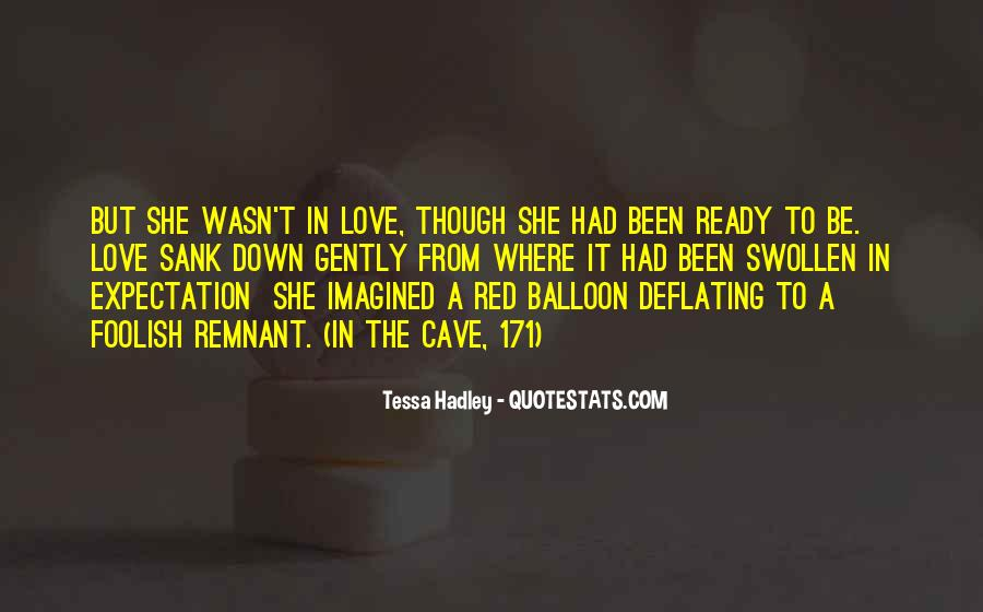Are You Ready For Love Quotes #185886