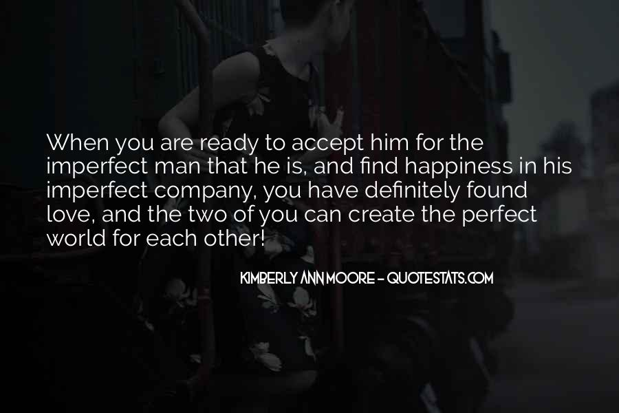 Are You Ready For Love Quotes #932965