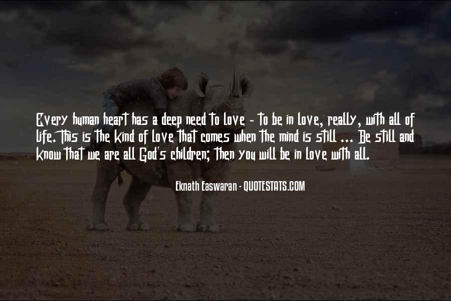 Are You Really In Love Quotes #1279067