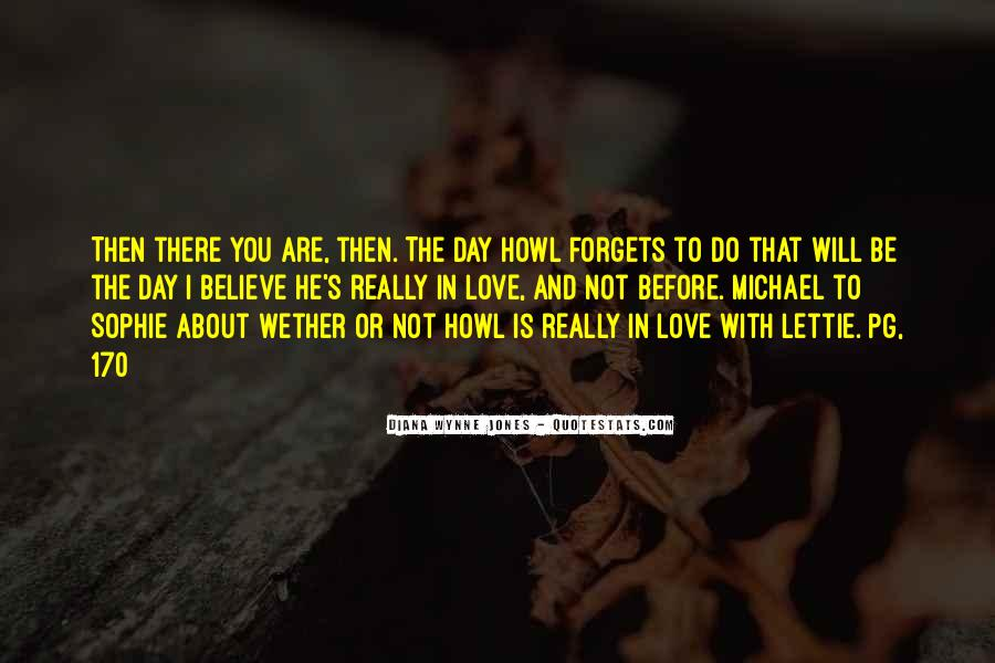 Are You Really In Love Quotes #353200
