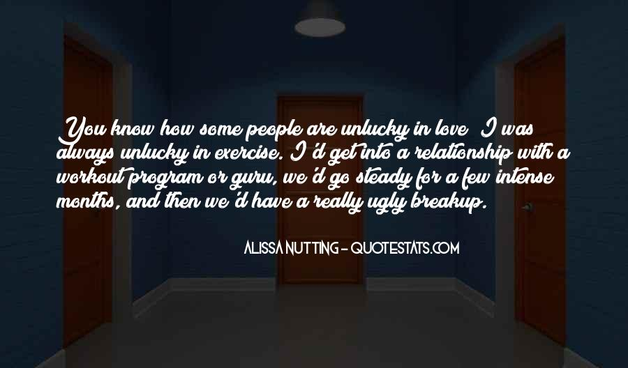 Are You Really In Love Quotes #401783