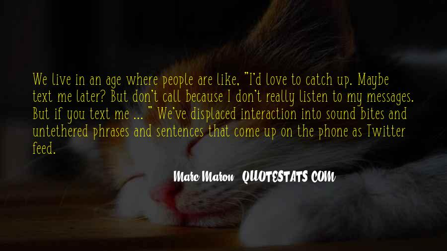 Are You Really In Love Quotes #645528