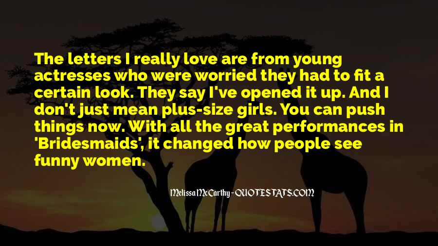 Are You Really In Love Quotes #744754