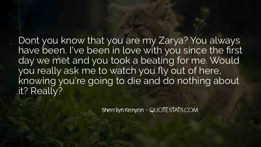 Are You Really In Love Quotes #789207