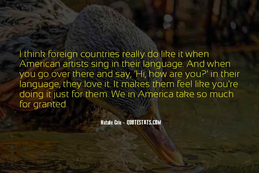 Are You Really In Love Quotes #867700