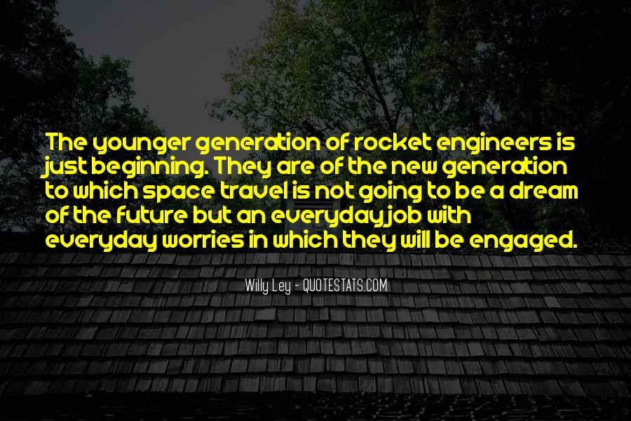 Quotes About The Y Generation #20822