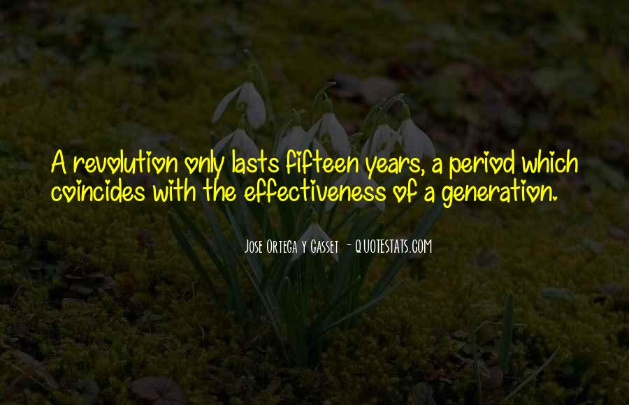 Quotes About The Y Generation #925930