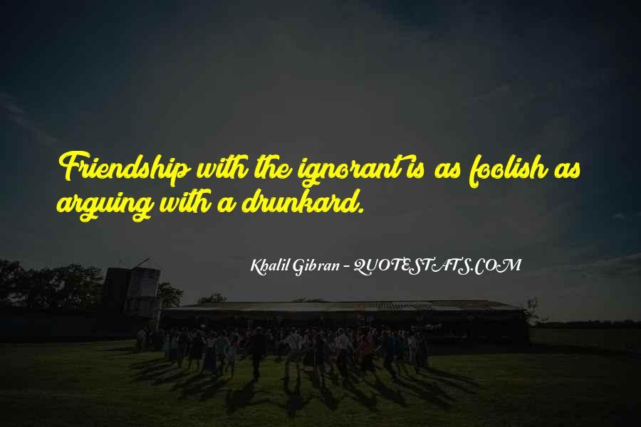 Arguing Friendship Quotes #977159