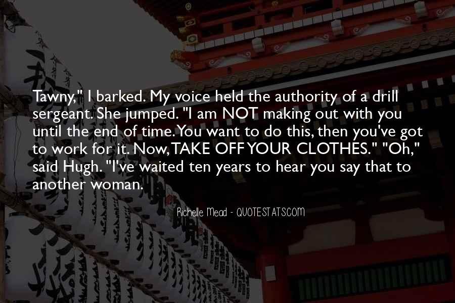Arise Tara Hudson Quotes #111365