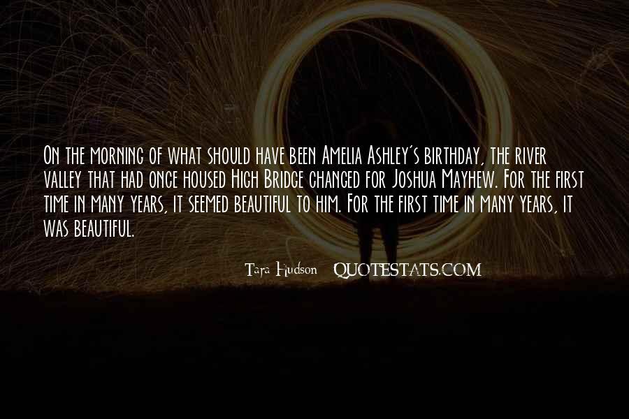 Arise Tara Hudson Quotes #854015