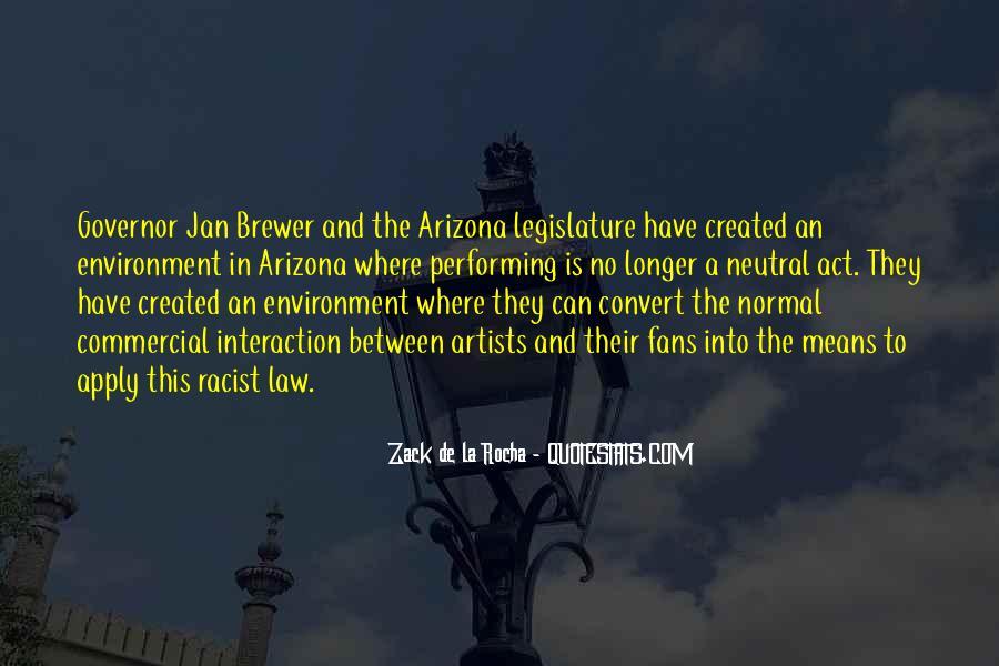 Arizona Governor Quotes #103930