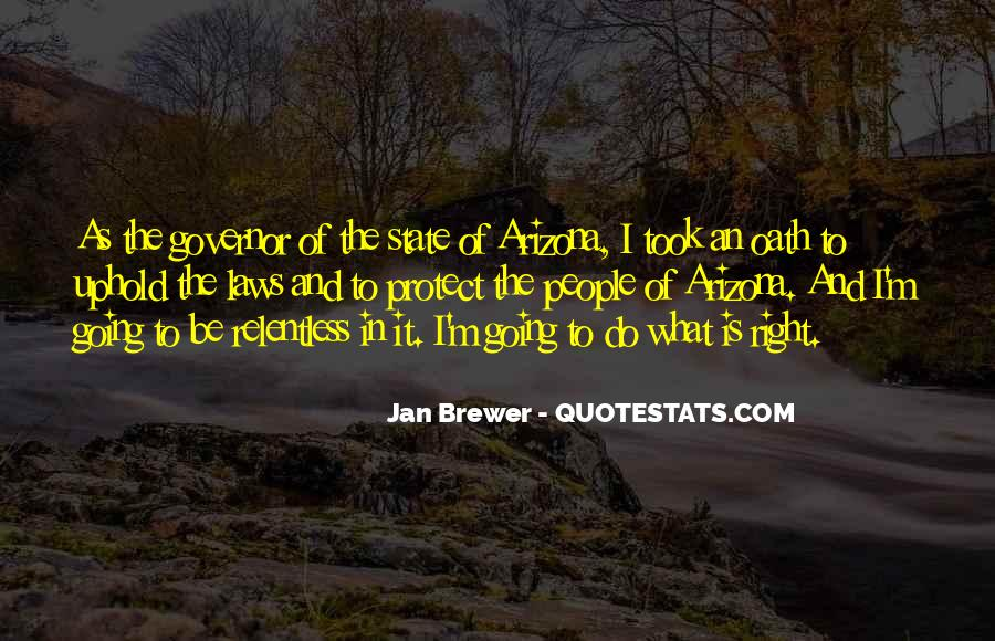 Arizona Governor Quotes #1734872