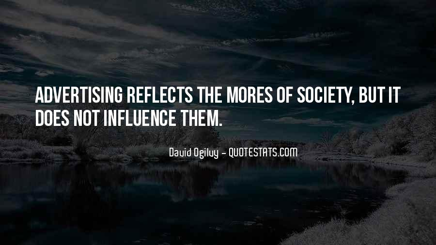Quotes About Mores #286290