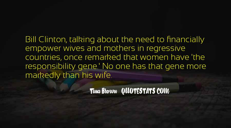 Quotes About More Than One Wife #493119