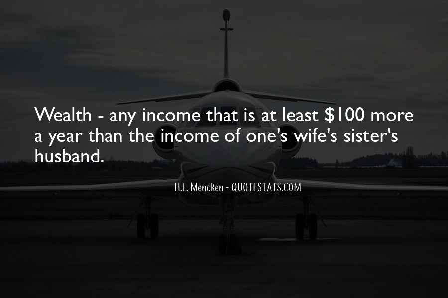 Quotes About More Than One Wife #648946
