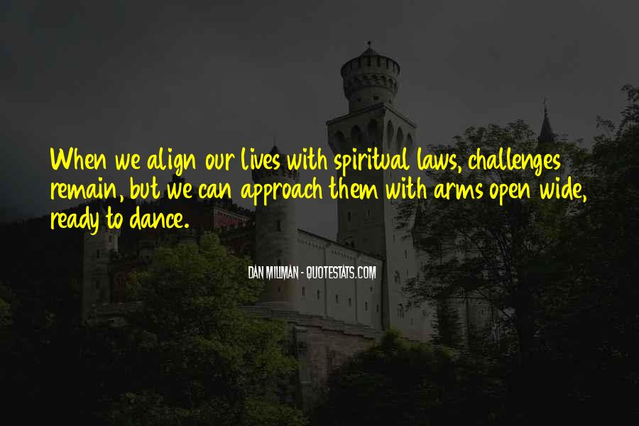 Arms Open Quotes #806635