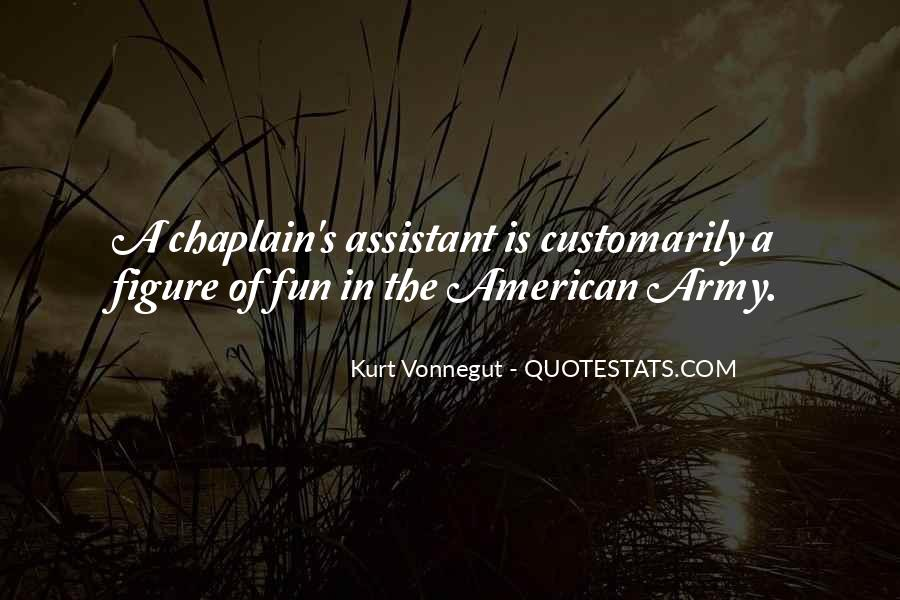 Army Chaplain Quotes #1684699