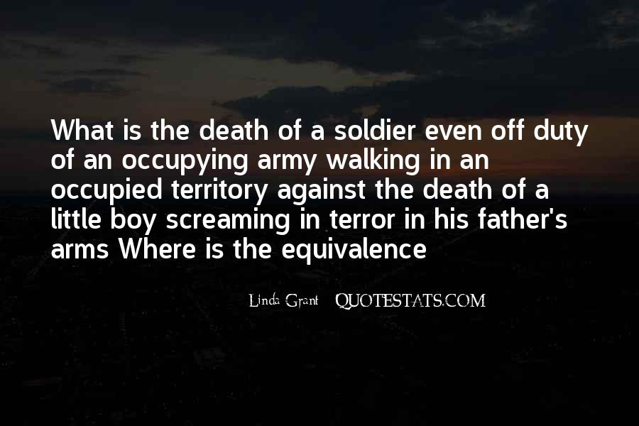 Army Father Quotes #1433232