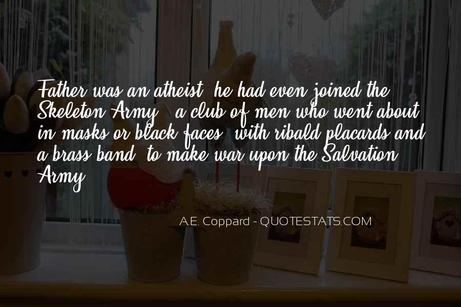 Army Father Quotes #1843600