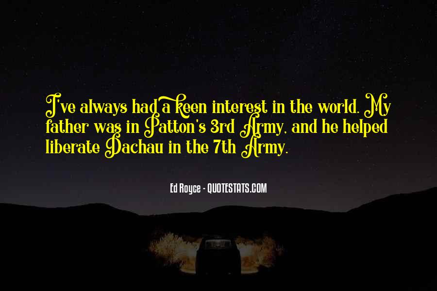 Army Father Quotes #1875561