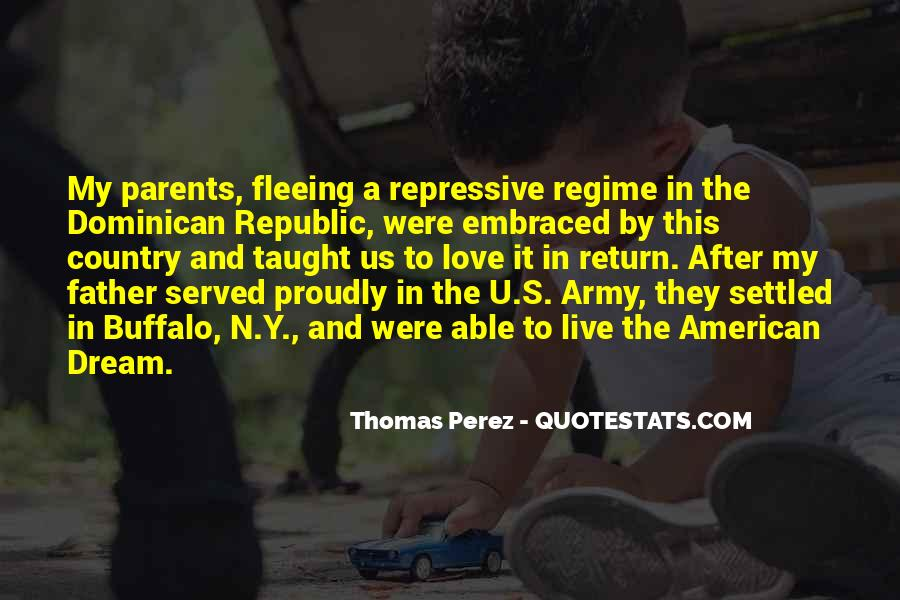 Army Father Quotes #188389