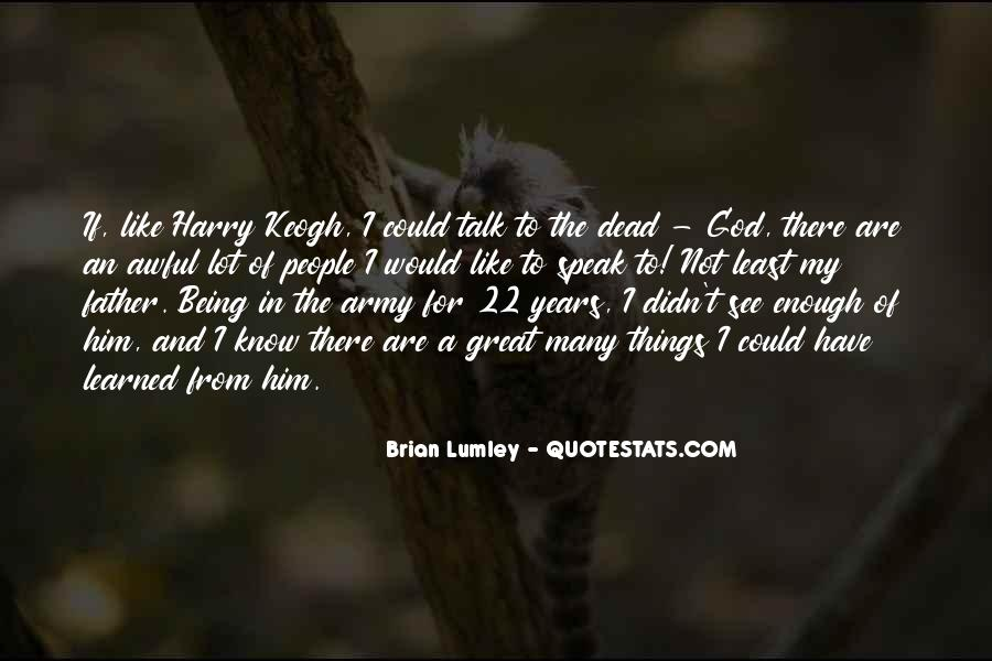 Army Father Quotes #22004