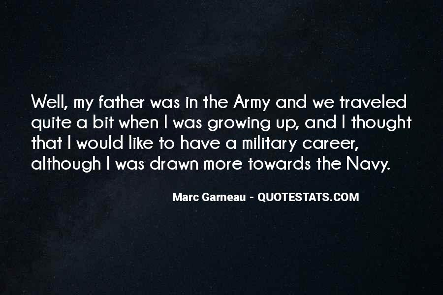 Army Father Quotes #358894