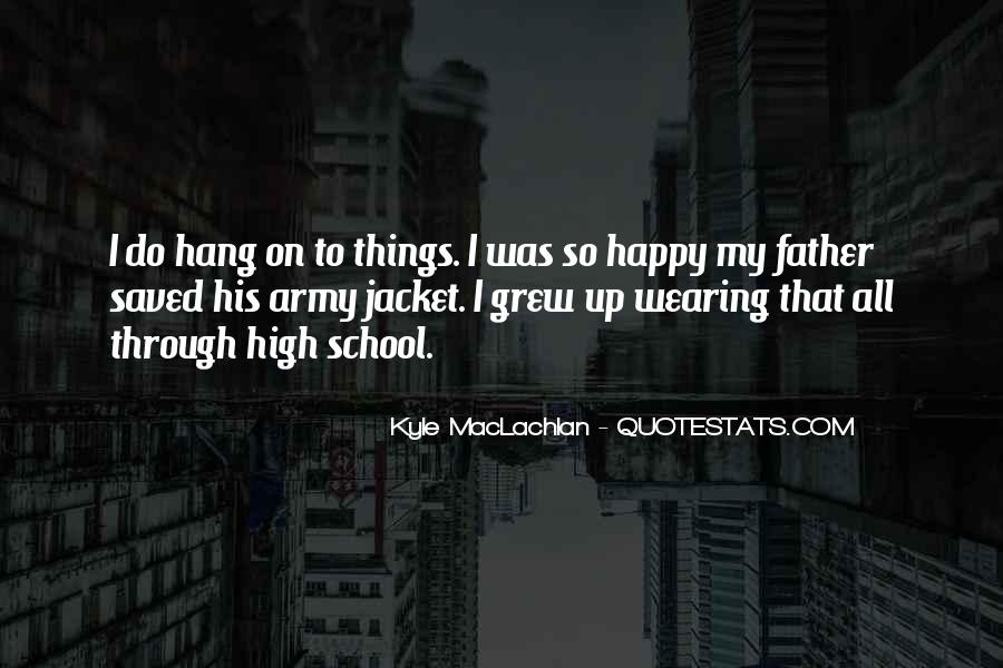 Army Father Quotes #365226