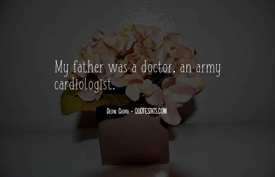 Army Father Quotes #760410