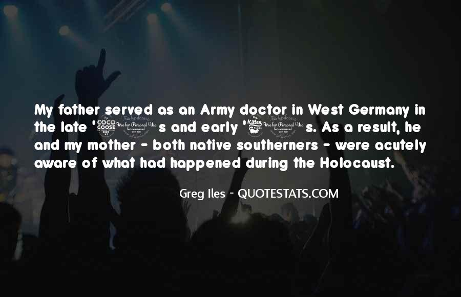 Army Father Quotes #964220