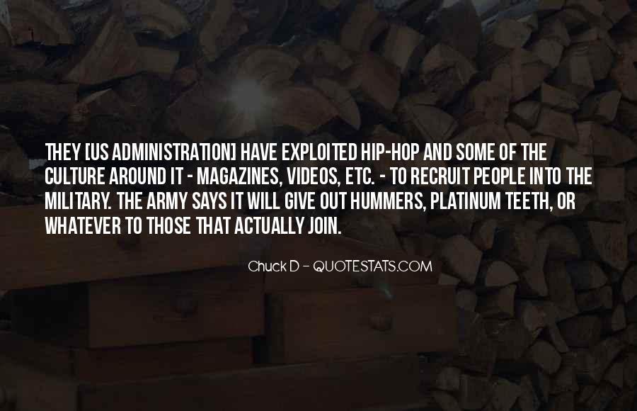 Army Recruit Quotes #700200