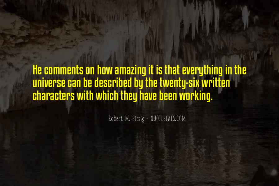 Quotes About The Written Language #149005