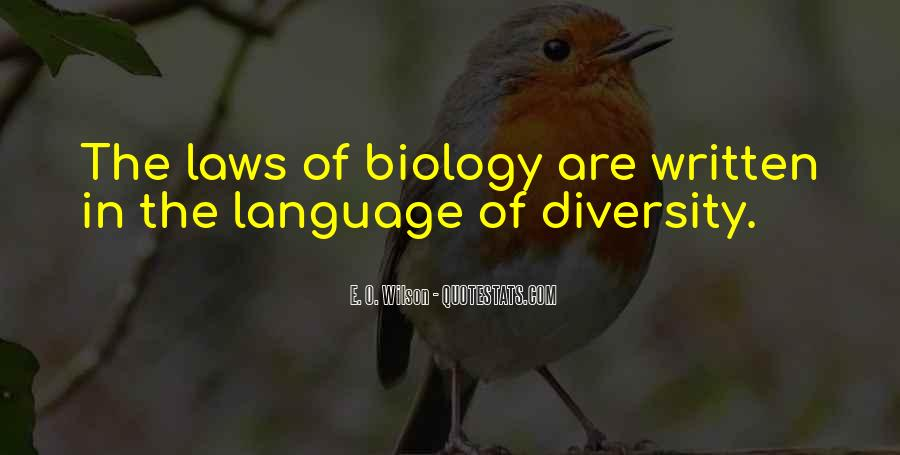 Quotes About The Written Language #314243