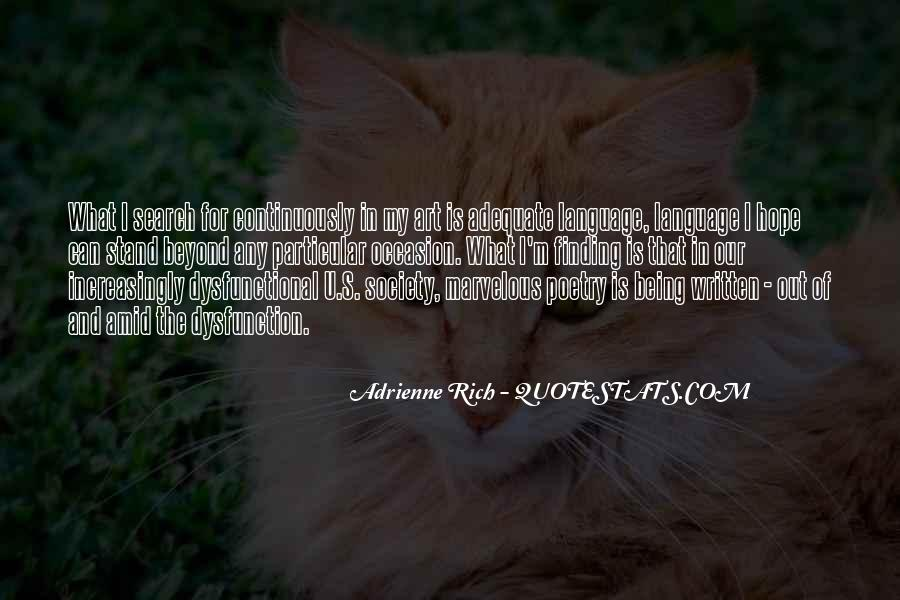 Quotes About The Written Language #592858