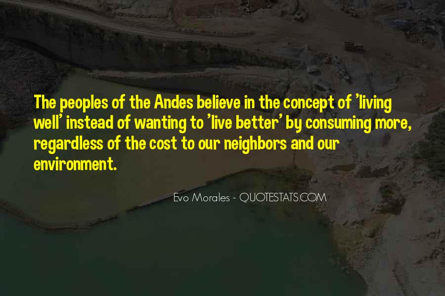 Quotes About Morales #1060072
