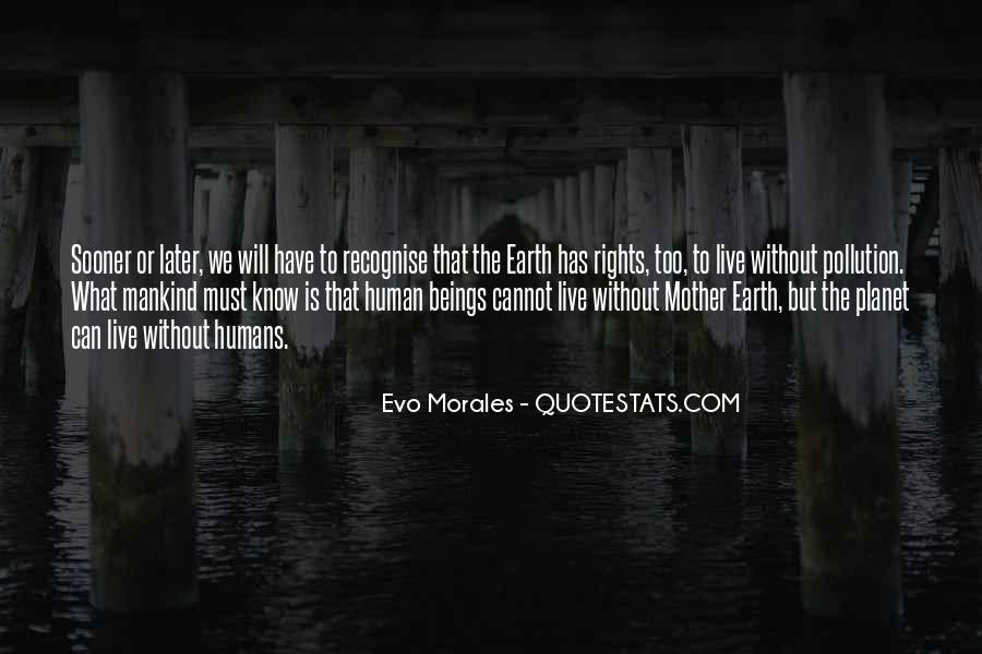Quotes About Morales #384807
