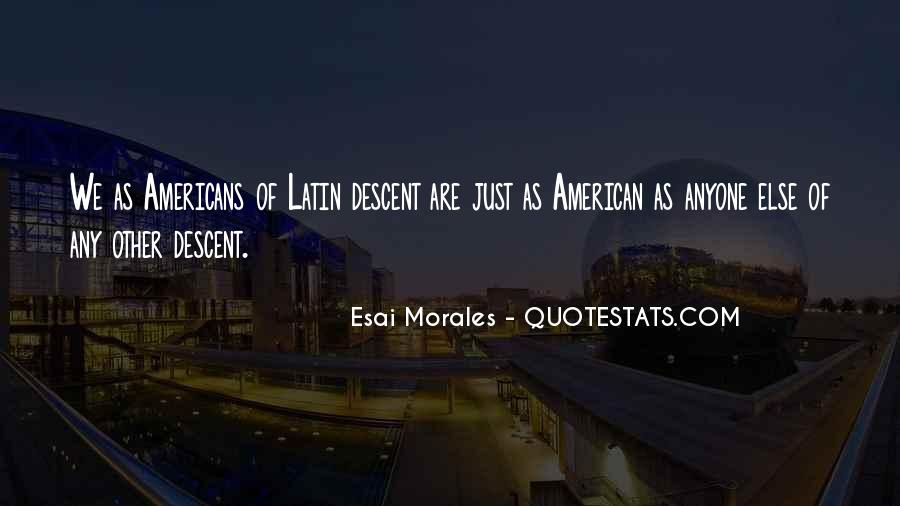 Quotes About Morales #441429